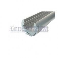 Круглый алюминиевый профиль SLA-LK-D17