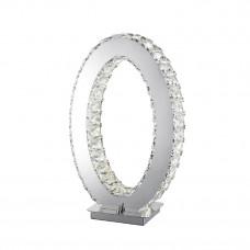 00163-1-12W-4000K Настольная лампа светодиодная хром