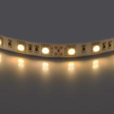 400052 Лента 5050LED 12V 14.4W/m 60LED/m 10-12lm/LED IP20 2700K-3000K 200m/box теплый белый свет