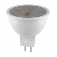 940902 ЛАМПА LED 220V MR11 G5.3 3W=35W 240LM 120G 2800K 20000H (в комплекте)