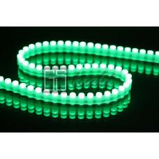 Герметичная светодиодная лента DIP 96LED/m IP67 12V Green